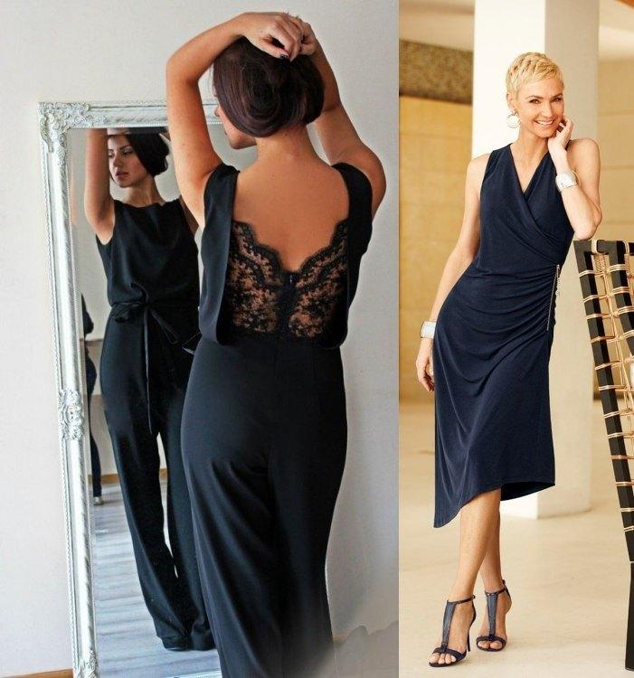 Moda anti-idade: 22 modelos de roupa preta, sempre na moda