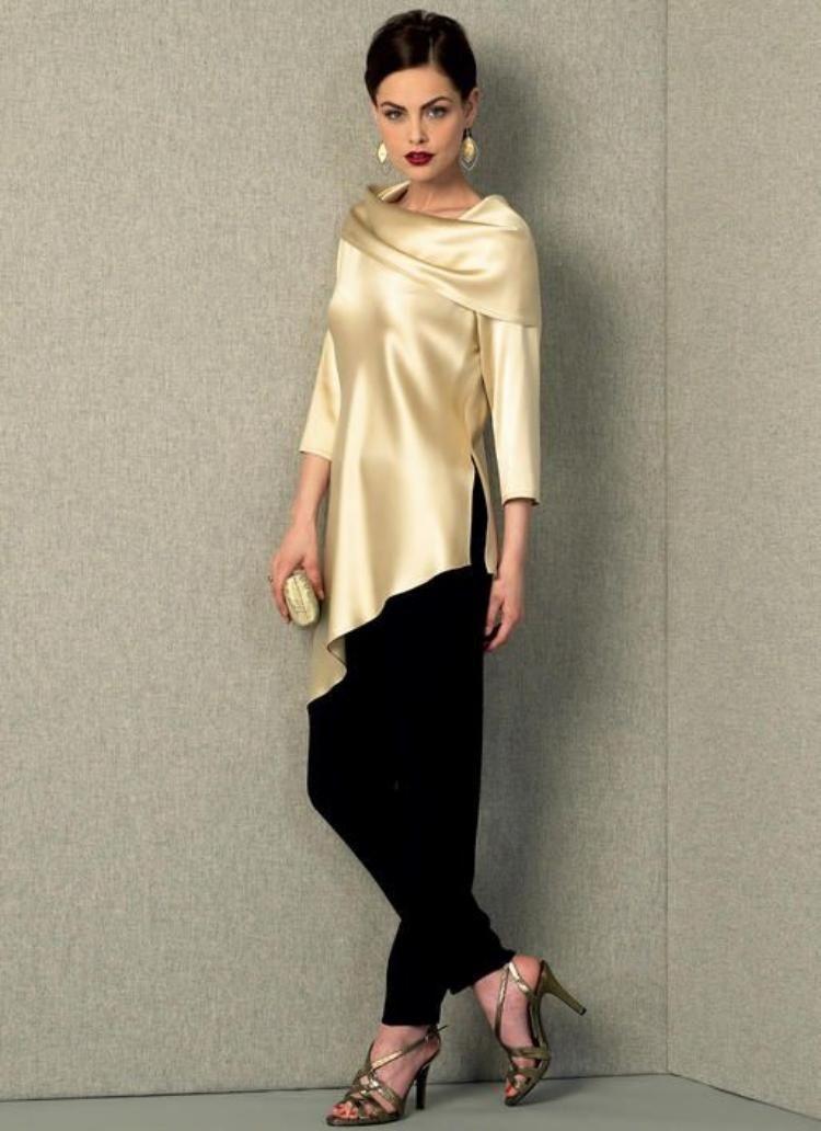 18 Sugestões de blusinhas para Bodas de Ouro