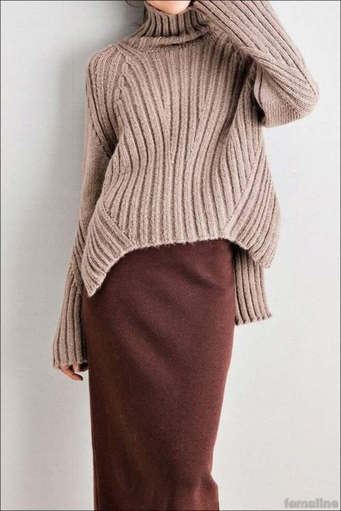 Tendência: 21 modelos de blusas de tricô para ficar na moda