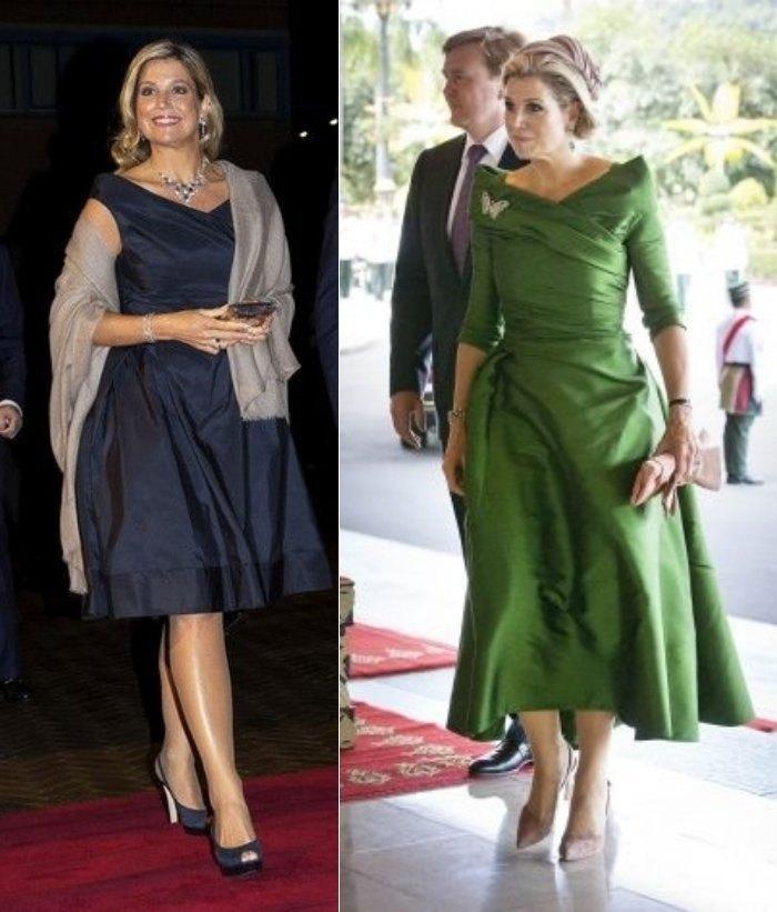 Vestir-se como uma rainha - Inspire-se!