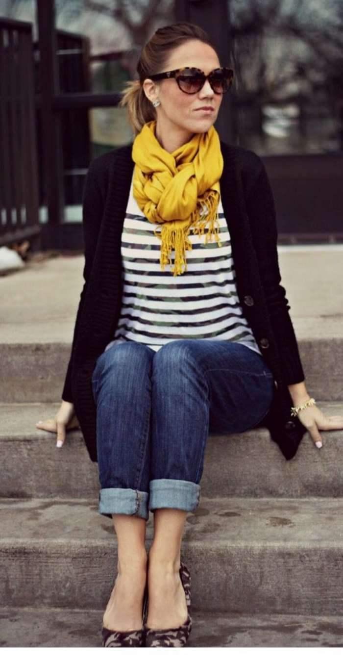 Moda anti-idade: o jeans que combina com tudo!