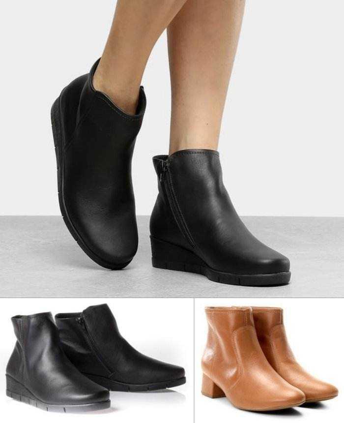 27 modelos de sapatos confortáveis