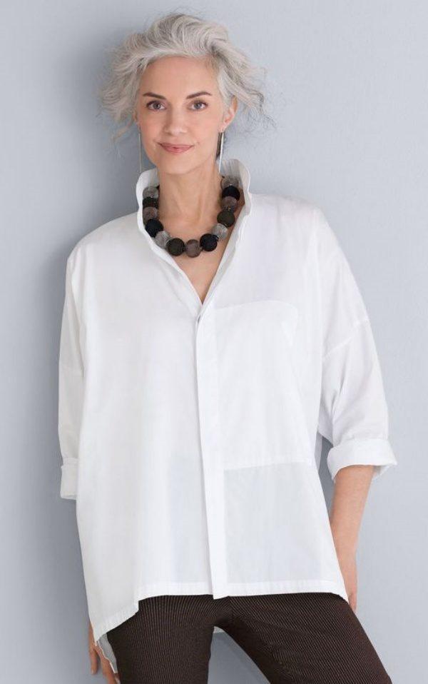16 Modelos de camisa masculina bem feminina
