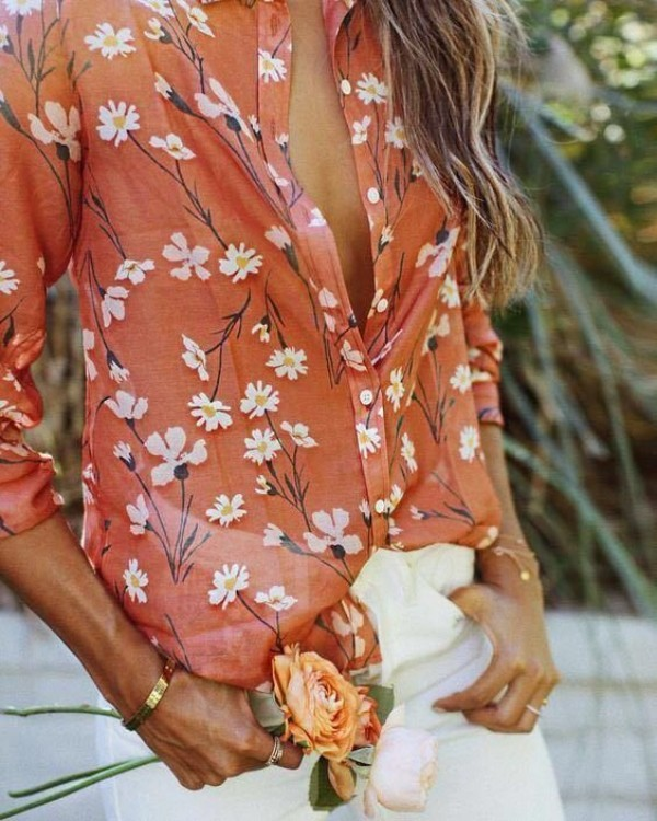 16 Modelos de camisa feminina