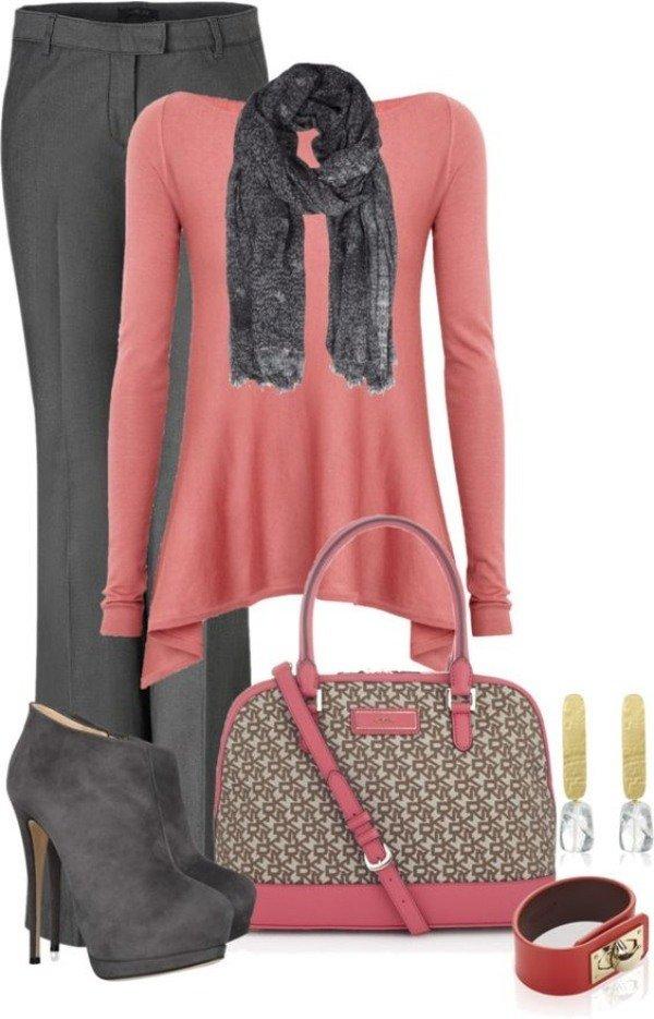 Moda anti-idade: Dicas de como combinar roupas cinza