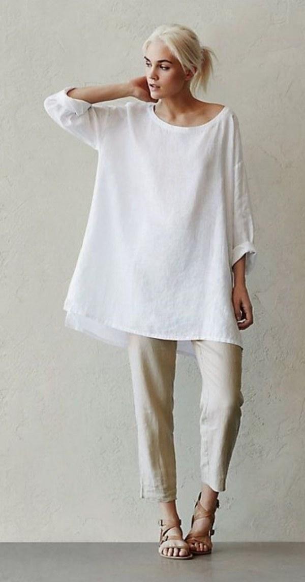 20 looks de roupas de meia-estação com conforto para senhoras