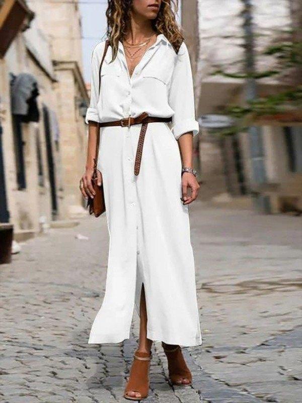 Moda Anti-idade: 19 Modelos de Vestido Camisão