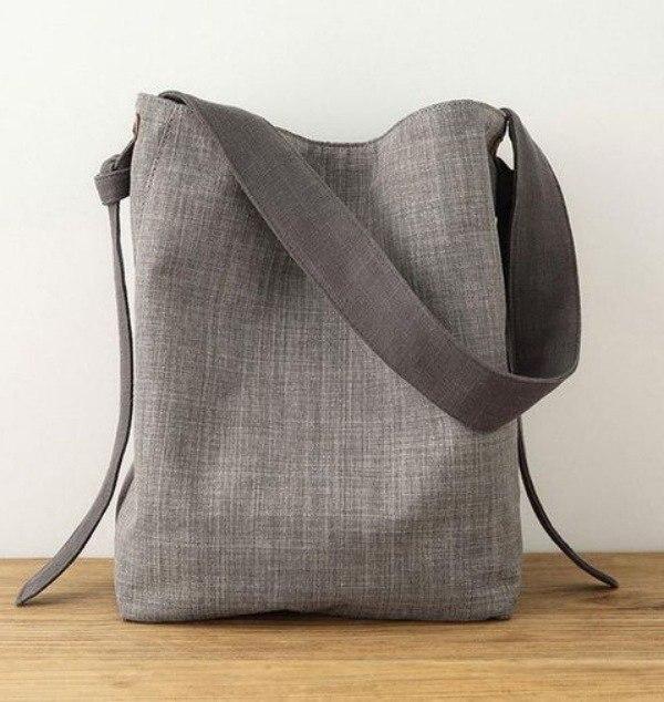 19 Ideias simples para fazer sua bolsa de tecido
