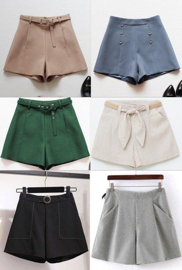 10-modelos-de-shorts