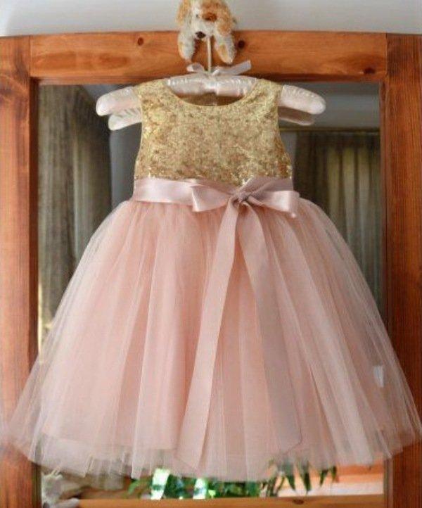 Moda Kids: 16 modelos de vestido para festa de 1 ano