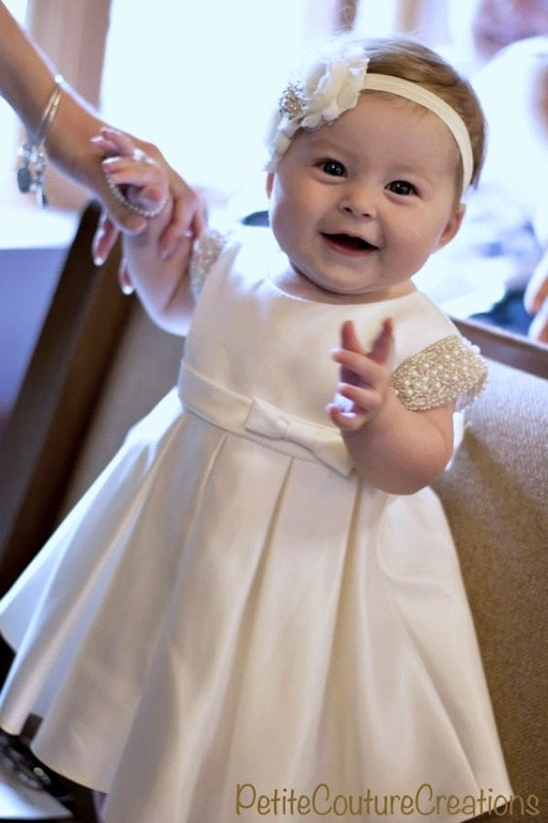 16 Modelos de vestido de batismo