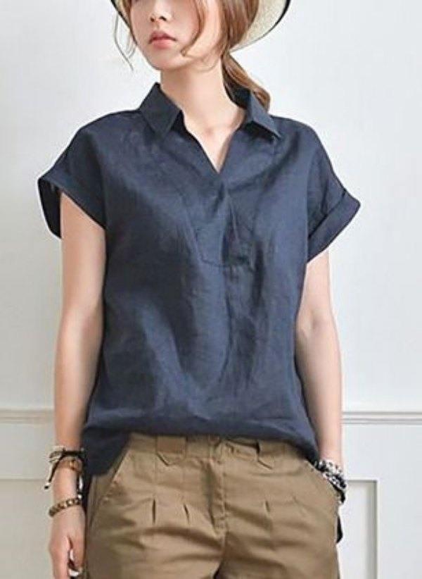 Moda anti-idade: 17 blusas descontraídas mas com estilo