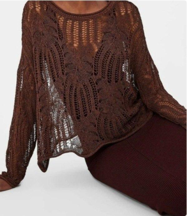 Moda anti-idade: As delicadas blusas de tricô para meia estação