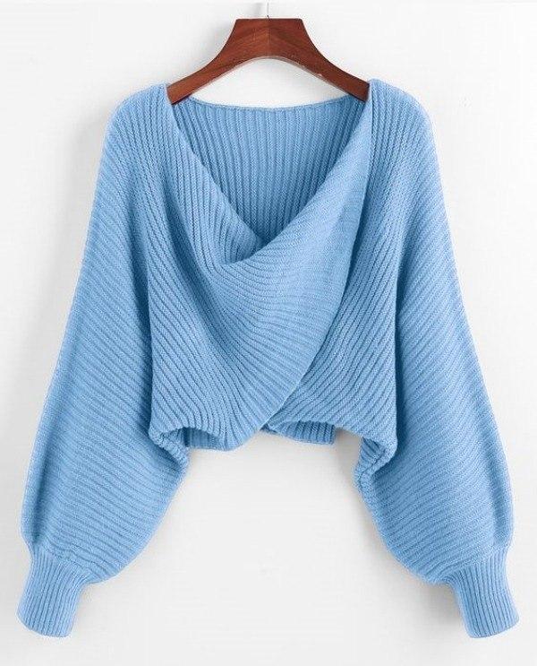 Moda anti-idade: A jovialidade da blusa de tricô