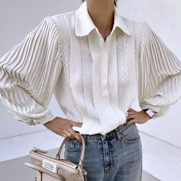 Moda anti-idade: 15 camisas  femininas e modernas