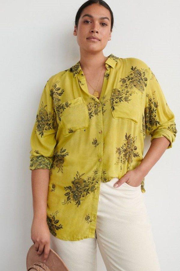 Moda Anti-idade: 16 Camisas Femininas Despretensiosas Mas Estilosas