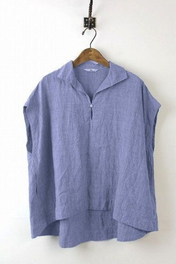 Moda Anti-idade: Camisa feminina com manga curta