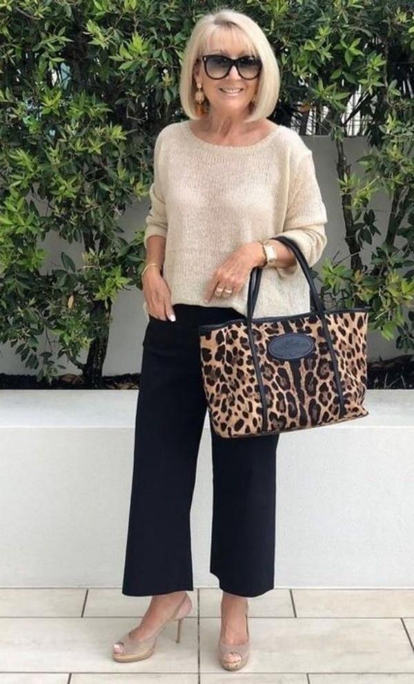 Moda anti-idade: Moda outono com conforto e estilo