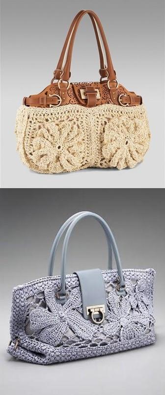Bolsas do estilista Salvatore Ferragamo - Faça você mesma
