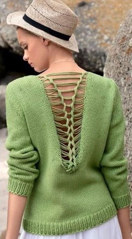 20 Modelos de malha em tricô para copiar