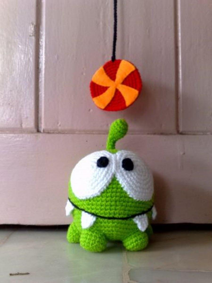 DIY : A criatividade nos pesos de porta em crochê