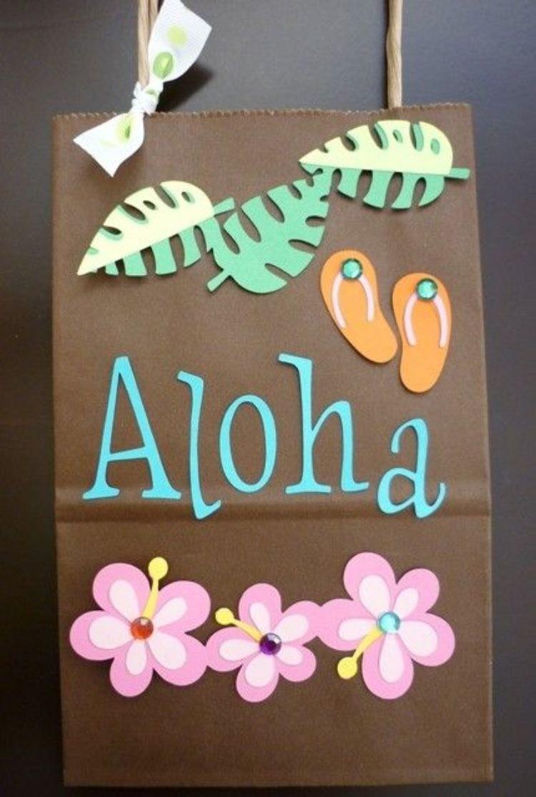 20 Ideias para decoração de festa havaiana