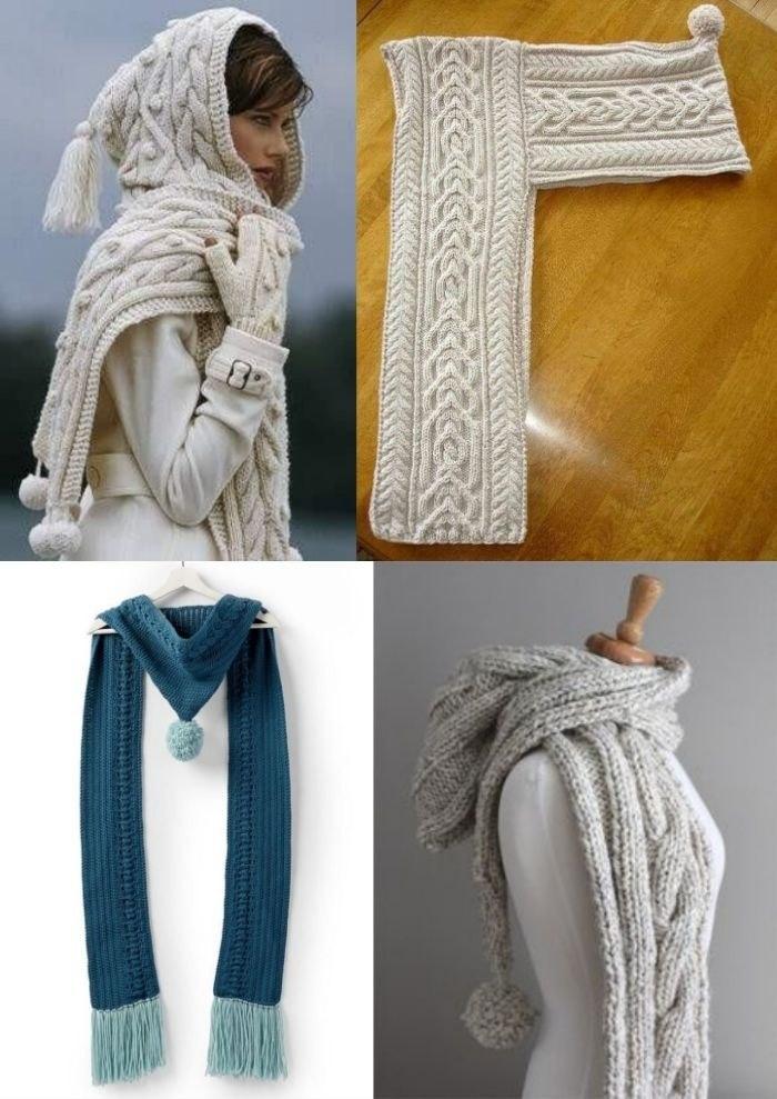 Inverno quentinho: 15 modelos de cachecol para inspirar