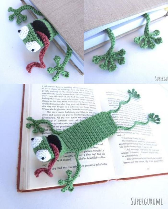 22 lindos e criativos marcadores de livro para copiar