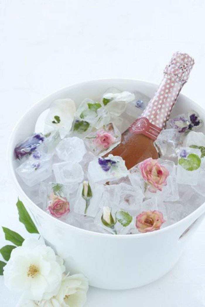 28 Ideias para decorar a festa de bodas de rosa