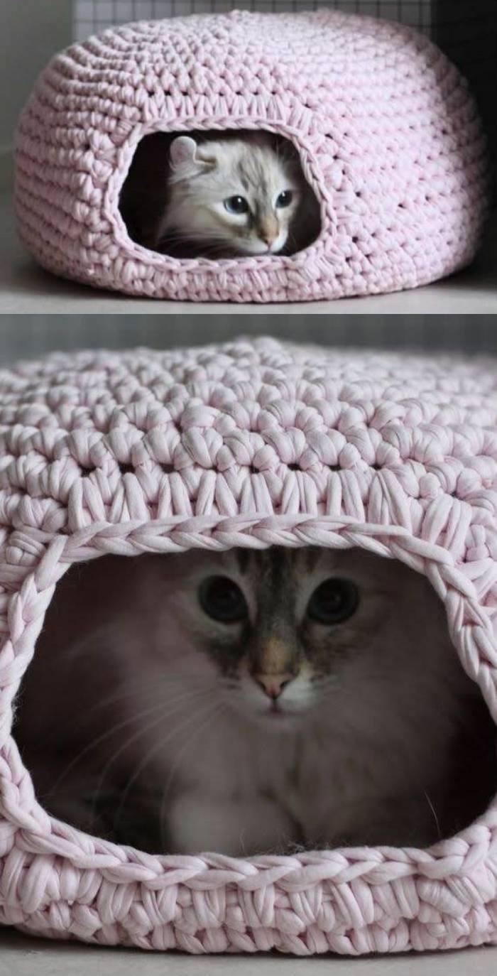 28 Ideias de cama para o seu pet