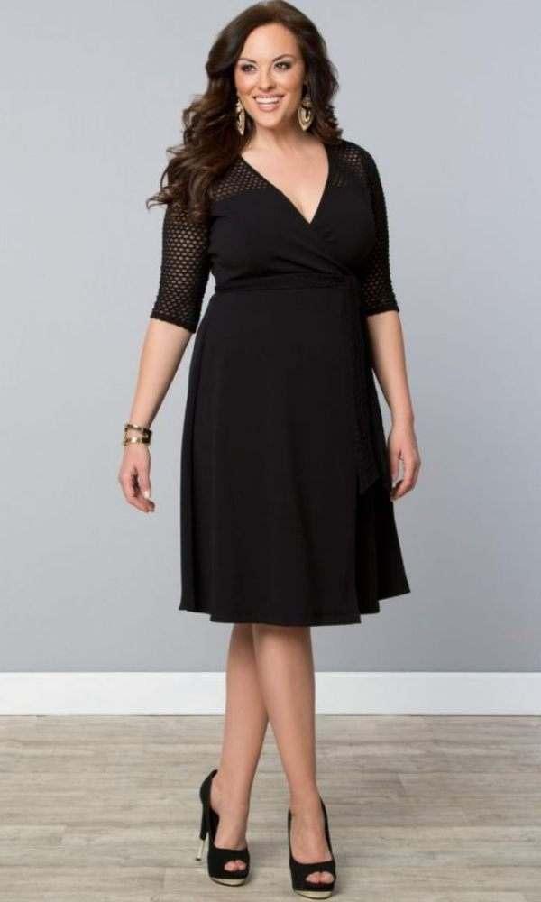 Moda anti-idade: A elegância dos Vestidos Pretos