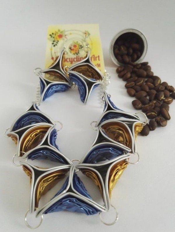 Recicle! 23 ideias com cápsulas de café