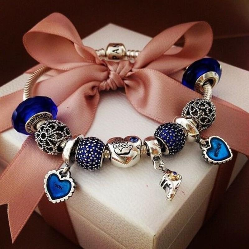 Pulseiras e charms Pandora
