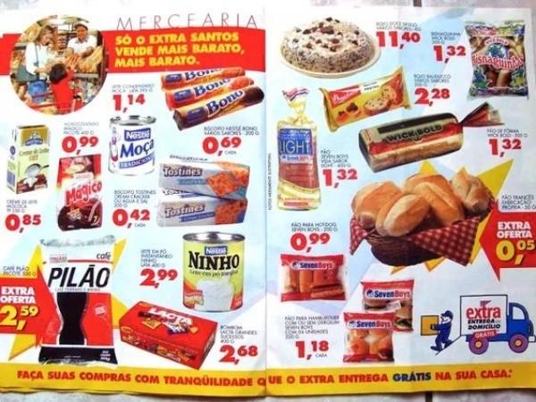 30 de Janeiro - Dia da Saudade - Folheto de ofertas do Supermercado