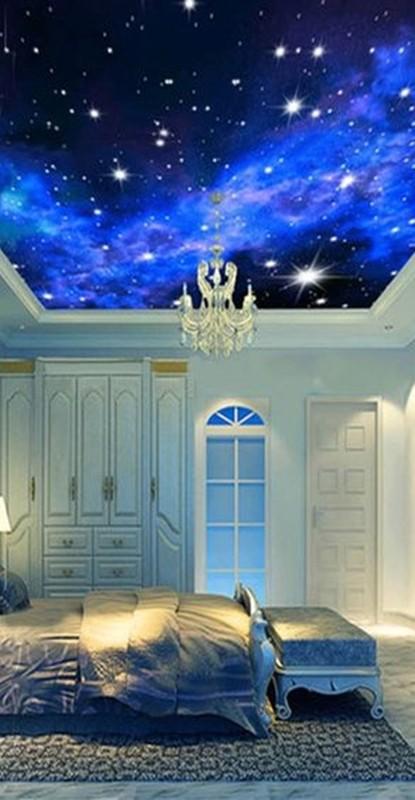 decoração ultravioleta