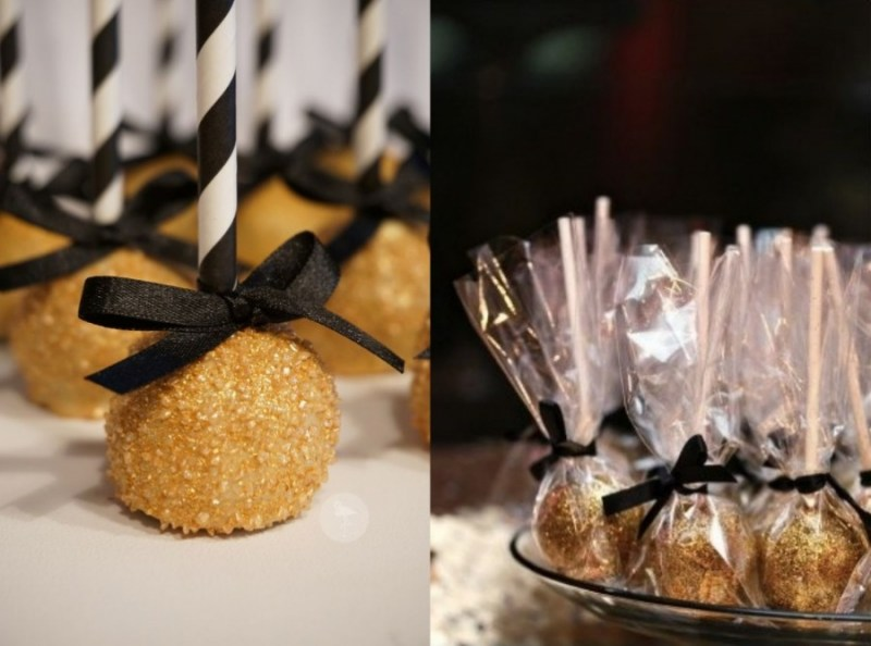 20 ideias para festa de bodas de ouro - lembrancinhas dos convidados