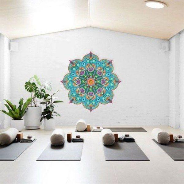 Mandalas ideias para atrair boas vibrações