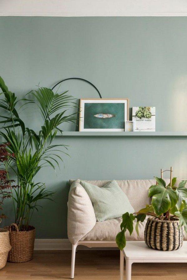 Casa Bonita: Cor nas paredes: azuis ou verdes