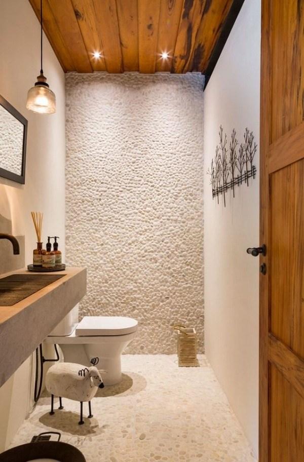 Casa bonita: 17 ideias para banheiros pequenos com estilo!