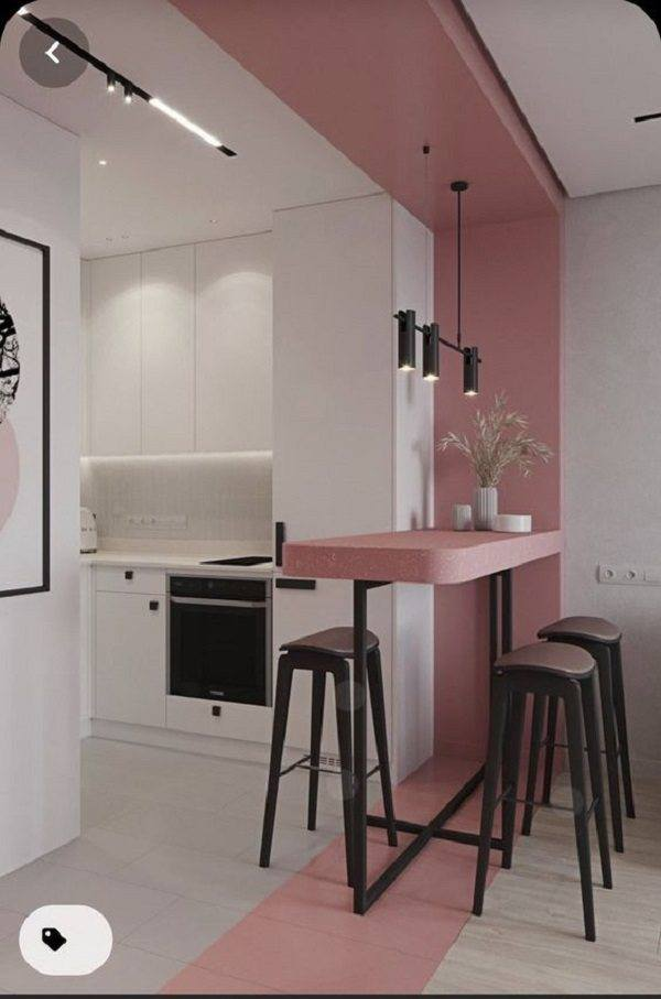 Casa Bonita: Como planejar uma cozinha pequena e moderna