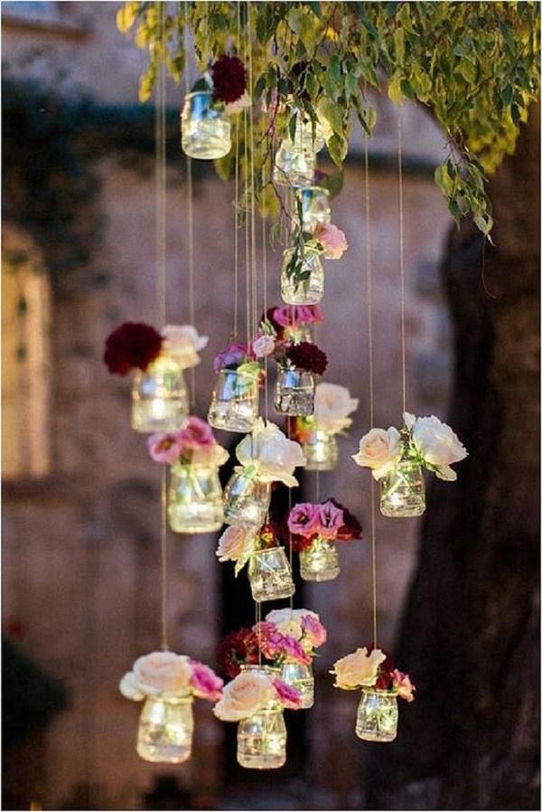 Ideias baratas para decorar uma festa ao ar livre