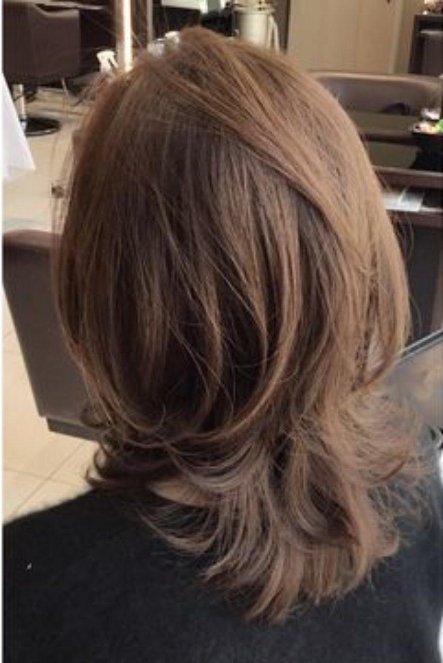 Bem na foto: 12 cortes de cabelo médio repicado