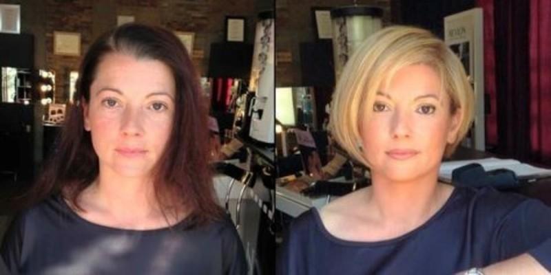 15 Transformações : ANTES e DEPOIS de corte de cabelo