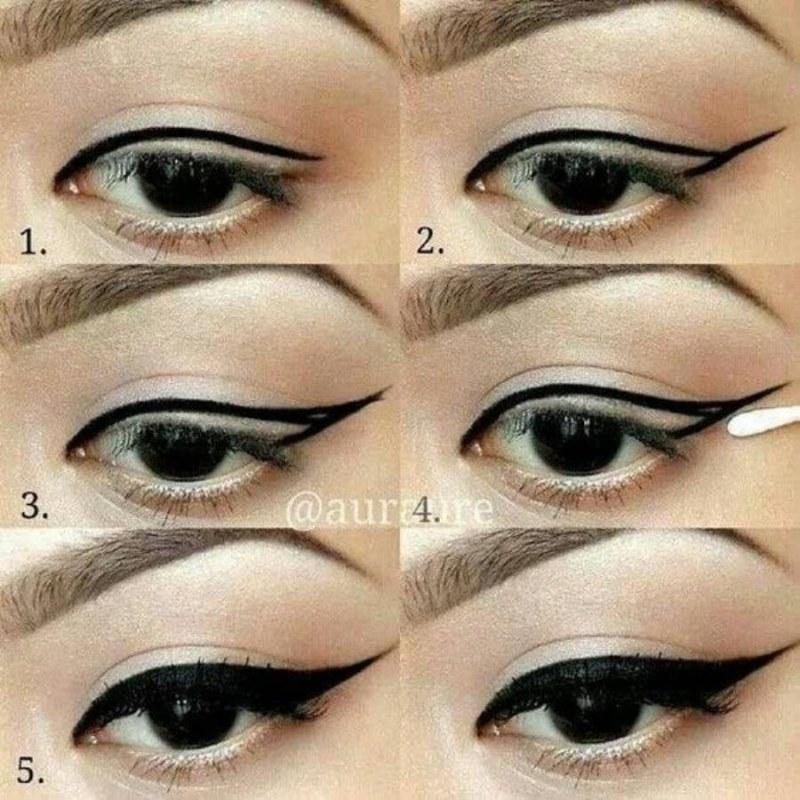 Dicas de maquiagem nos olhos na terceira idade
