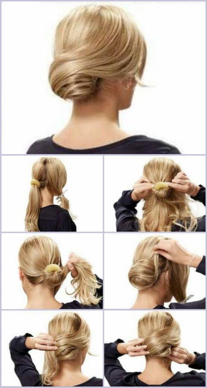 Inspire-se nestes penteados para festa - passo-a-passo