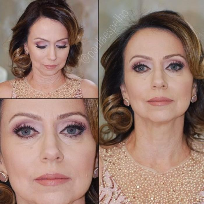 Moda Festa: Maquiagem para senhoras