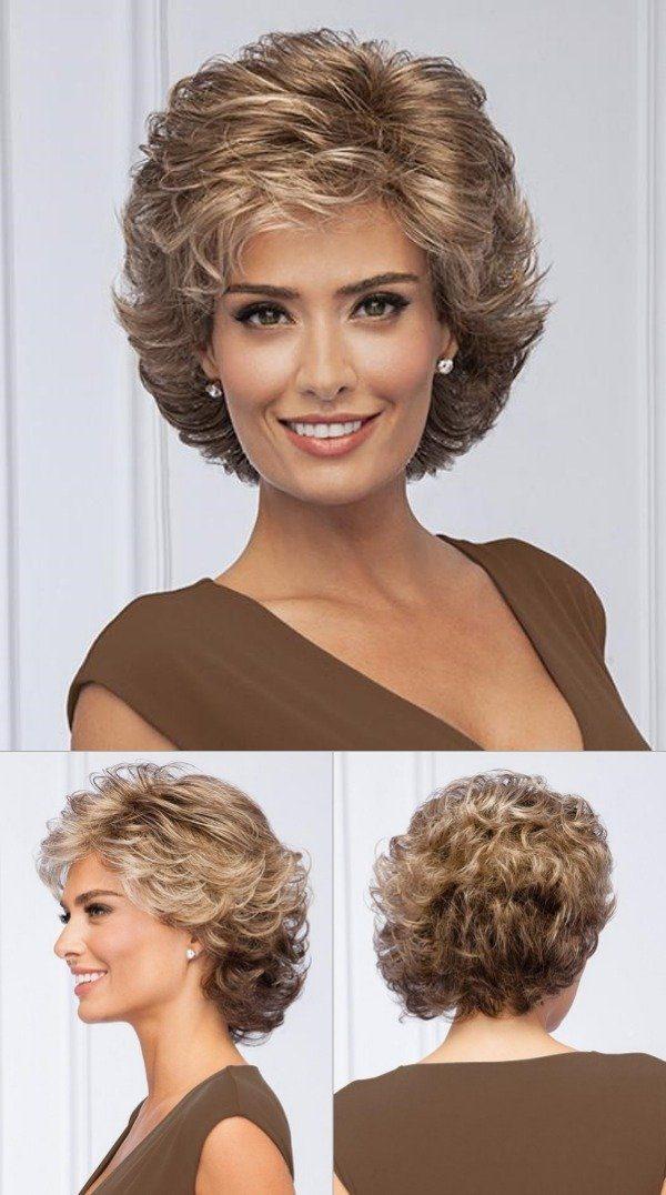Bem na foto: Corte de cabelo médio em camadas