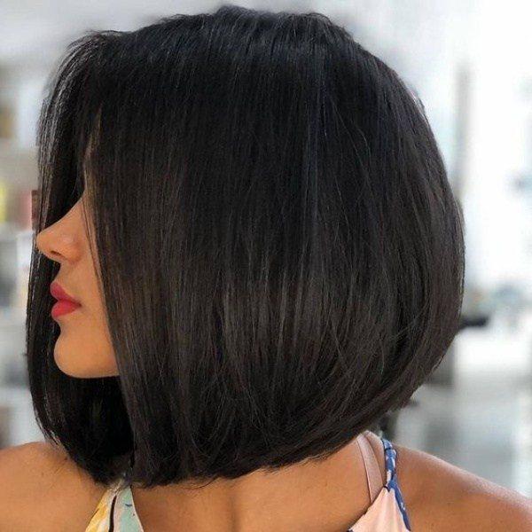 Bem na foto: 17 cortes de cabelo médio