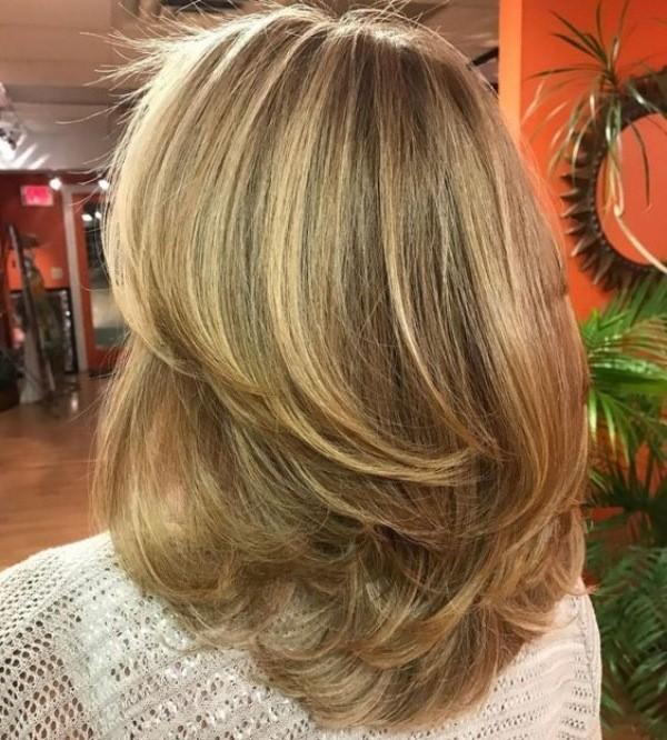 Bem na foto: +25 cortes de cabelo médio liso