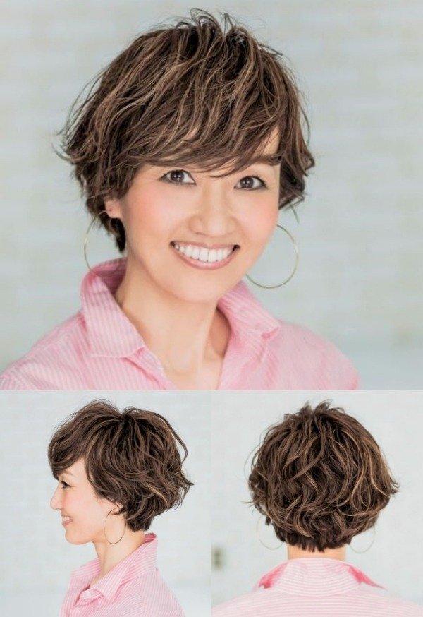 Bem na Foto: 15 cortes de cabelo curto para orientais